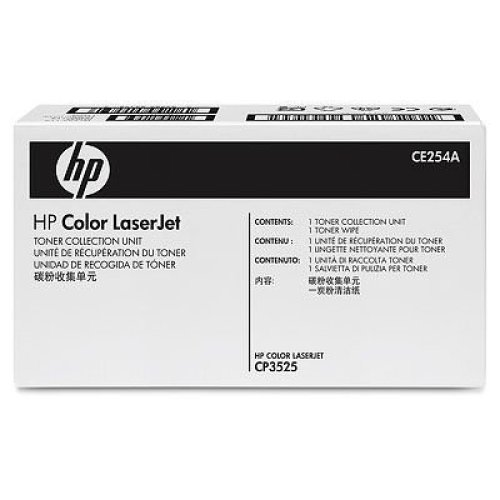 HP CE254A Toner waste box, 36K pages