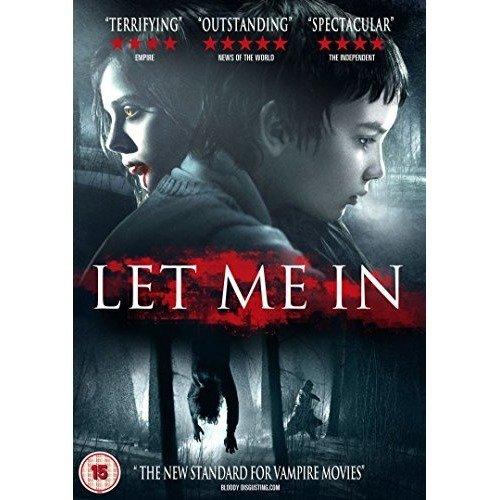 Let Me In DVD [2011]