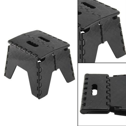 New Multi Purpose Plastic Folding Step Stool Kitchen Foldable Storage