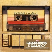 Guardians of the Galaxy: Awesome Mix Vol. 1   CD