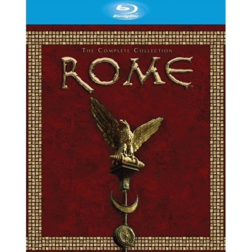 Rome Seasons 1 to 2 Complete Collection Blu-Ray [2009]