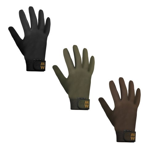 Macwet Climatec Gloves Long Cuff - grip in all conditions golf archery shooting