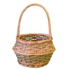Willow Egg Collection Basket