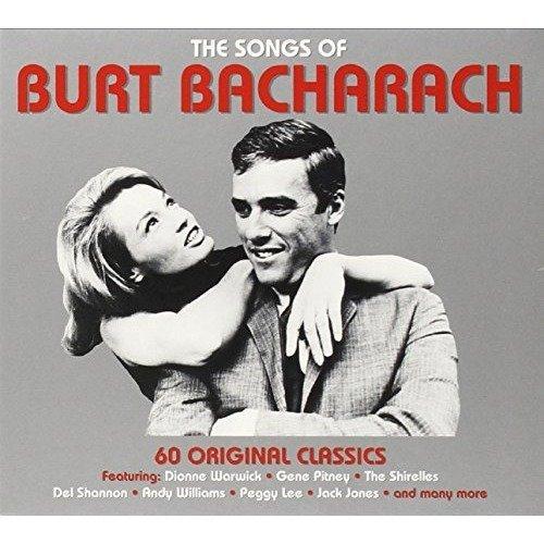 Songs of Burt Bacharach - Songs of Burt Bacharach [CD]