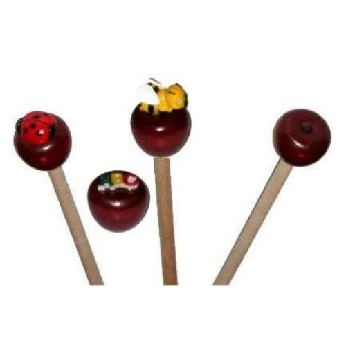 Suntex Teachers Gifts L.P.  Wooden Pointer With Lady Bug - 18 in.
