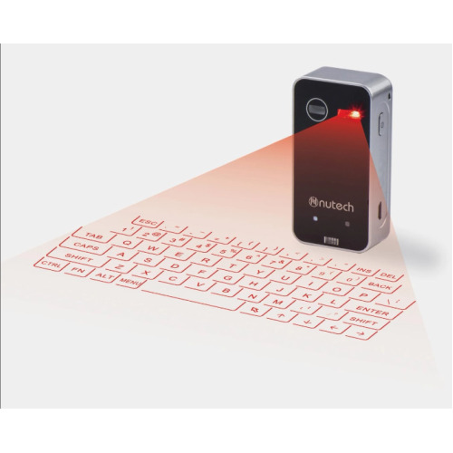 Laser Projection Bluetooth Keyboard