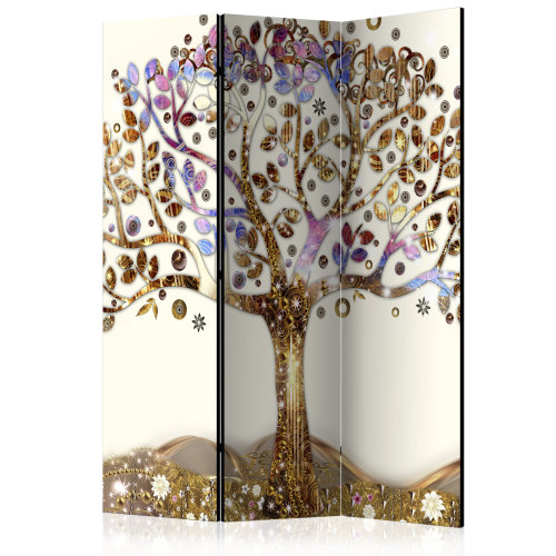 Room Divider - Golden Tree [Room Dividers]