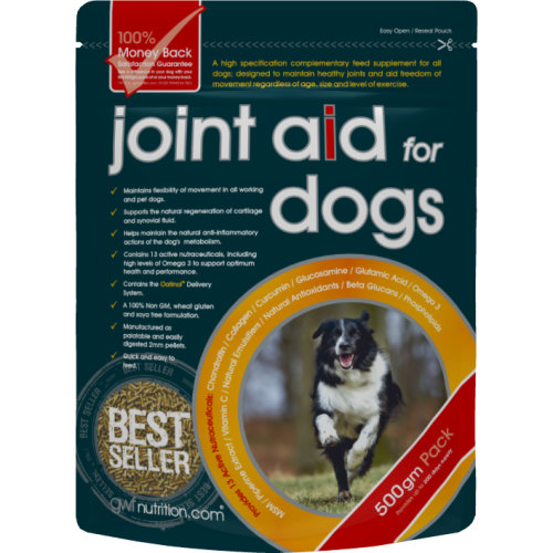 GWF Nutrition Joint Aid For Dogs 500g