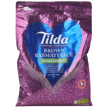 Tilda Wholegrain Basmati Rice -1 x 5kg