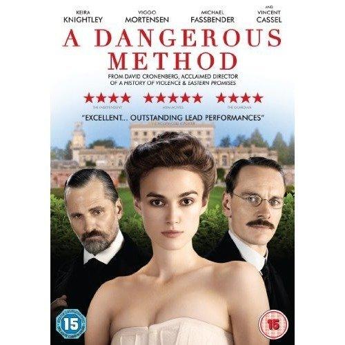A Dangerous Method DVD [2012]