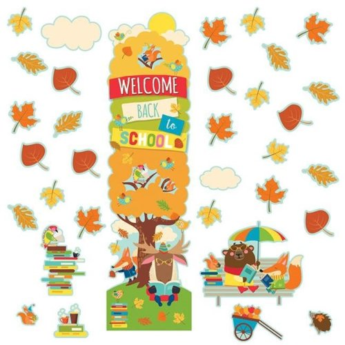Eureka EU-849307 Back to School Allinone Door Decor Kits