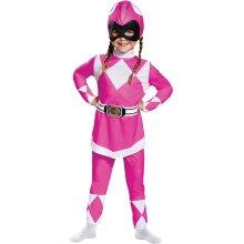 Pink Ranger Toddler Costume