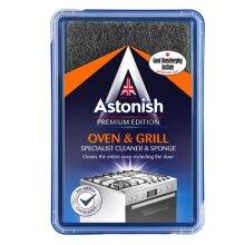 Astonish Oven & Grill Specialist Cleaner & Sponge 250g