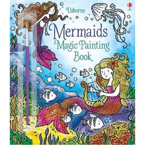 Magic Painting Mermaids by Watt & Fiona