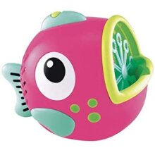 Early Learning Centre Flora The Fish Bubble Machine