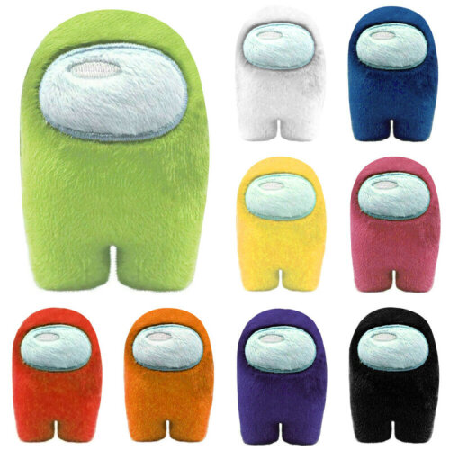 Among Us Soft Plush Toy - 10cm