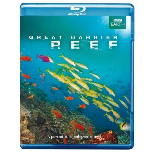 Great Barrier Reef Blu-Ray [2012]