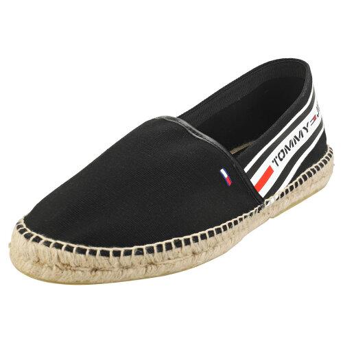Tommy Jeans Branded Espadrille Mens Slip On Shoes
