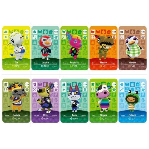 Amiibo Card - Game Cards