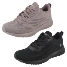 Ladies Skechers Trainers Bobs Sport Tough Talk With Memory Foam 32504