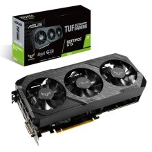ASUS TUF Gaming TUF3-GTX1660-A6G-GAMING GeForce GTX 1660 6 GB GDDR5