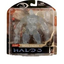 Halo 3 Mcfarlane Toys Series 3 Exclusive Action Figure Active Camouflage Brute Stalker