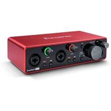 Focusrite Scarlett 2i2 3rd Gen USB Audio Interface