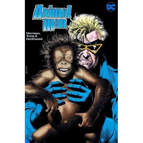 Animal Man by Grant Morrison Book Two Deluxe Edition