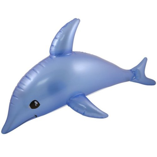 Inflatable Dolphin 53cm
