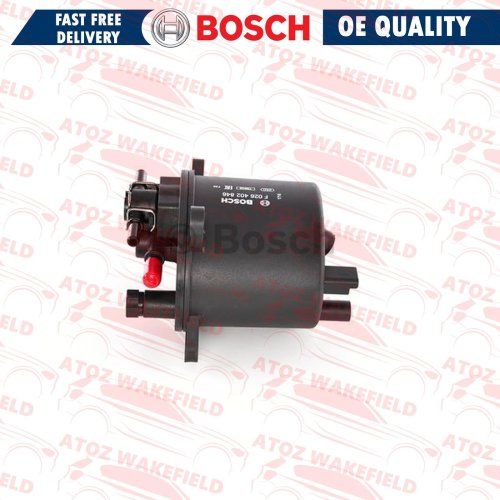 FOR FORD GALAXY MONDEO S-MAX 2.2 TDCi GENUINE BOSCH DIESEL FUEL FILTER 6G9Q9155A