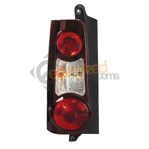PEUGEOT BIPPER REAR TAILGATE 2008-/> REAR TAIL LIGHT LAMP LEFT PASSENGER N//S