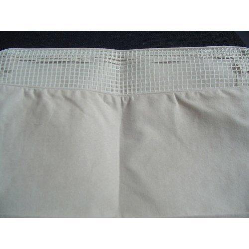 Blank Latch Hook Cushion Cover 43x43cm