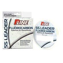 P-Line 750182941 Salmon/Steelhead Select Fluorocarbon 100 yd. Leader Material 10 lb Clear