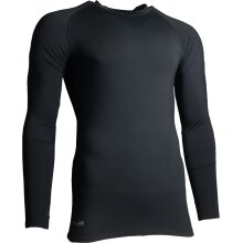 Precision Essential Base Layer Compression Sports Gym Tops Long Sleeve Shirt (UK2020)