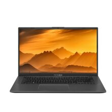 "Asus Vivobook R424FA-EK813T 14"" Laptop 4GB RAM 128GB SSD Grey - Refurbished"