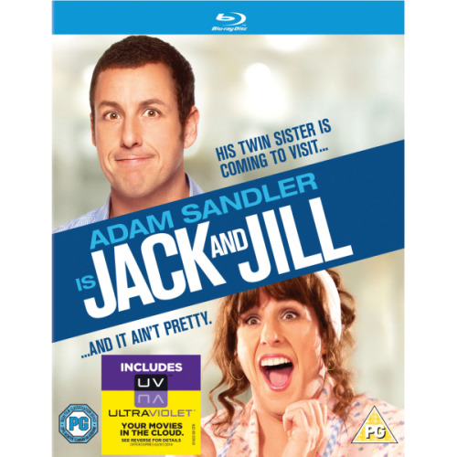 Jack And Jill Blu-Ray [2012] - Used