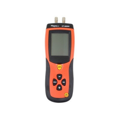 Arctic Hayes 998673 Digital Differential Pressure Meter