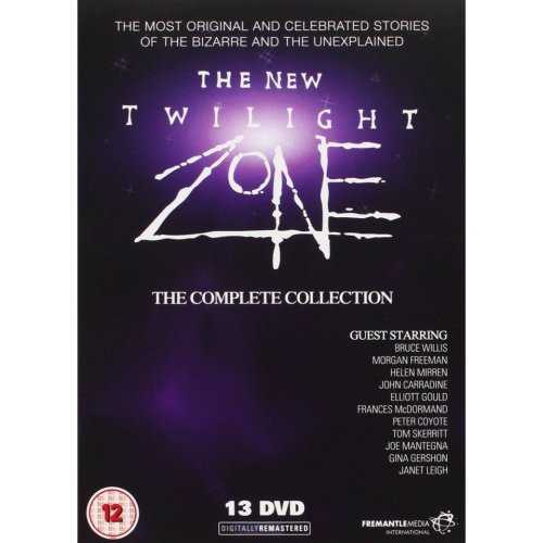 The New Twilight Zone - The Complete Series DVD [2013]