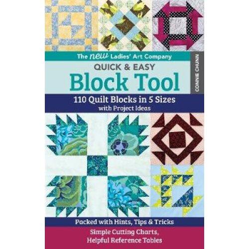 The New Ladies' Art Company Quick & Easy Block Tool