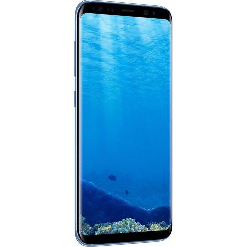 (Unlocked, Blue) Samsung Galaxy S8 Single Sim | 64GB | 4GB RAM