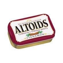 Altoids 5928020254 1.75 oz Cinnamon Mints - pack of 12