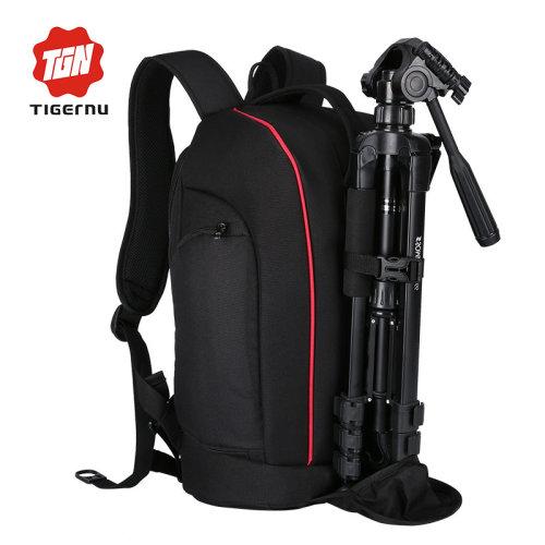 Tigernu T-C6006 Black/Orange Anti-shock Camera Backpack Black/Orange