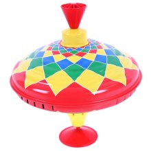 Bigjigs Tin Humming Top