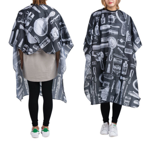 Hair Cutting Cut Hairdressing Barbers Cape Gown Adult Cloth Apron Salon Adult