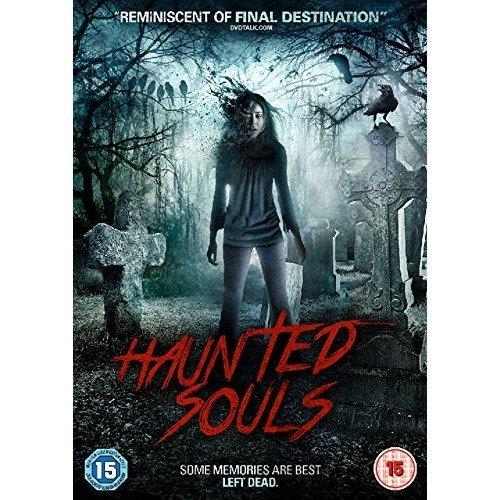 Haunted Souls DVD [2014]