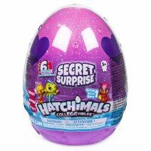 Hatchimals CollEGGtibles, Secret Surprise Playset with 3 Hatchimals