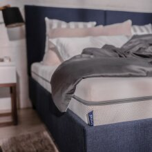 Emma Essential Mattress   Breathable & Supportive   Medium Soft   7 Zone Foam Mattress   All sizes