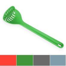 Venn Kitchen Silicone Masher; 12-Inch, Green