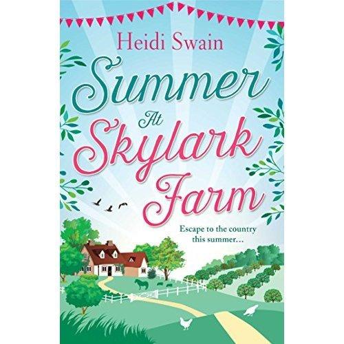 Summer at Skylark Farm