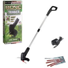 Electric Cordless Grass Trimmer Weed Strimmer Cutter Garden Tools